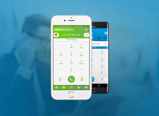Whitelabel Mobile VoIP App