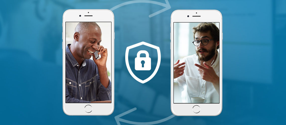 Secure Communications    Encrypted Voice & Messaging